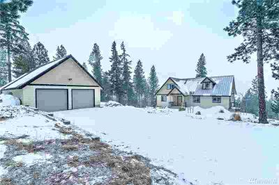 2090 Creekside Rd Cle Elum, Stunning view from this Custom
