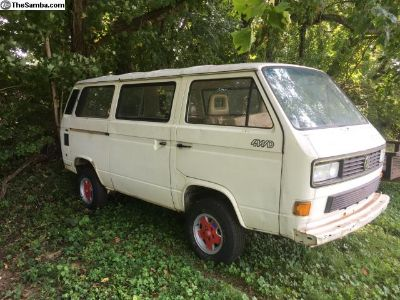 1990 Syncro Project or conversion donor.