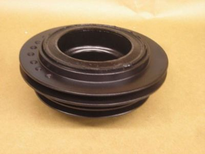 Find Mopar 273 318 340 Crankshaft Pulley AC 3 Groove 66 67 68 69 Barracuda Dart motorcycle in Alma, Arkansas, United States, for US $99.95