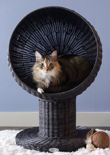 """Cat Lounger """"Kitty Ball Bed"""""""