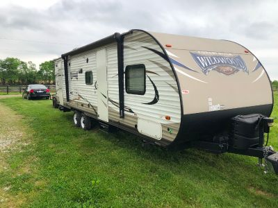 2017 Forest River WILDWOOD 263BHXL