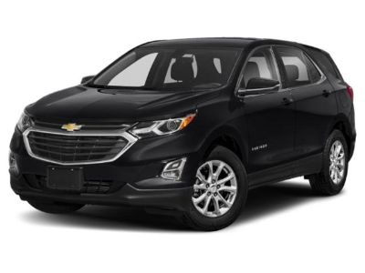2019 Chevrolet Equinox (White)