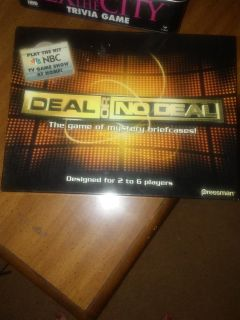 Deal or No Deal game set