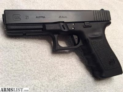 For Sale/Trade: Glock 21SF