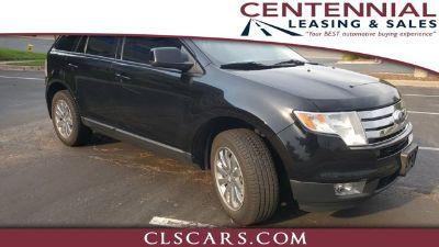 2007 Ford Edge SEL Plus (Carbon Metallic)