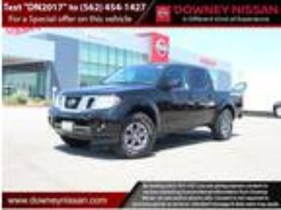 Used 2016 Nissan Frontier Magnetic Black, 24.7K miles