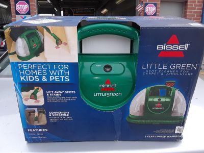 BRAND NEW Bissell Little Green