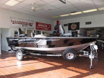 2017 Crestliner 1700 VISION Jon Boats Saint Peters, MO