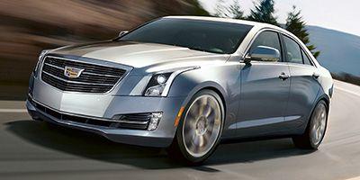 2015 Cadillac ATS Sedan 2.0L I4 RWD Luxury (Silver Coast Metallic)