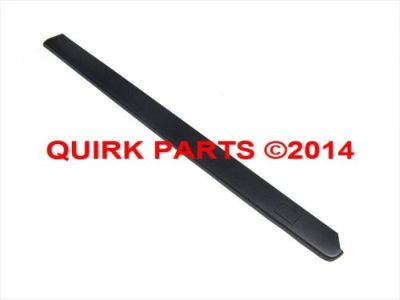 Purchase 2004-2013 Nissan Titan King Cab | Left Driver Side Bed Rail Moulding Cap OE NEW motorcycle in Quincy, Massachusetts, United States, for US $93.76