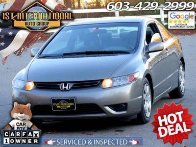 2007 Honda Civic LX (Other)