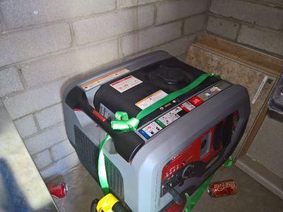 Generator Briggs and Stratton Rev 030675  20.8 amps @ 240