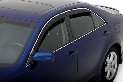 Sell AVS 794002 07-11 Toyota Camry Front, Rear Window Covers Smoke Seamless Ventvisor motorcycle in Birmingham, Alabama, US, for US $129.13