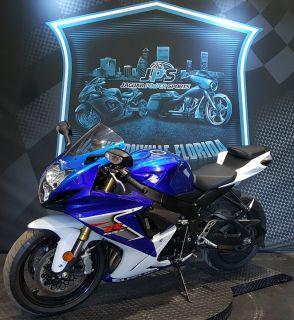 2014 Suzuki GSX-R750 Sport Motorcycles Jacksonville, FL