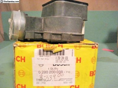 1983.5-1985 AIR FLOW METER Remanufactured--Read