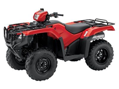 2015 Honda FourTrax Foreman Rubicon 4x4 EPS Utility ATVs Cedar City, UT