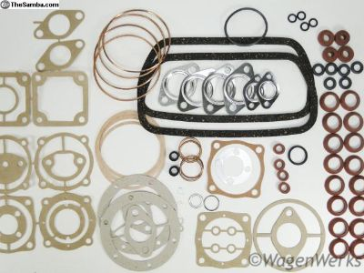 Bus 40hp Engine Gasket Kit Type 2 - 1961 to 1965