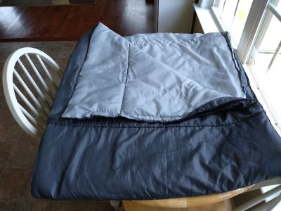 Adult sleeping bag in good clean condition