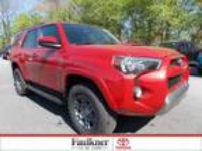 new 2019 Toyota 4Runner for sale.