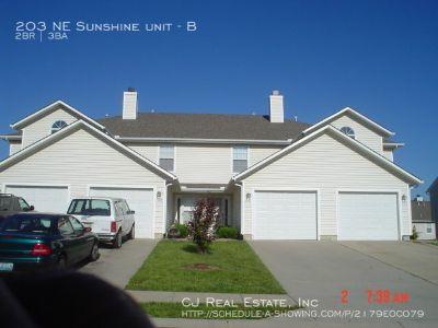 Apartment Rental - 203 NE Sunshine unit