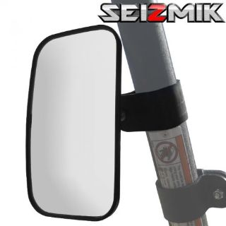 Find Seizmik Universal UTV Rear View Mirror - Fits 1.5-inch Round Tube - 18037 motorcycle in Sauk Centre, Minnesota, United States, for US $19.99