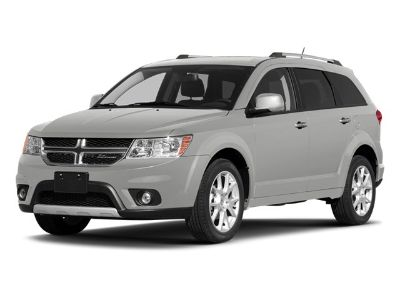 2013 Dodge Journey R/T (Bright Silver Metallic Clearcoat)