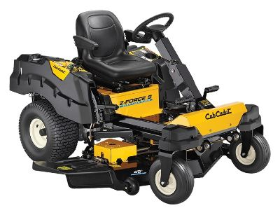 2018 Cub Cadet Z-Force S 48 Residential Zero Turns Lawn Mowers Hillman, MI
