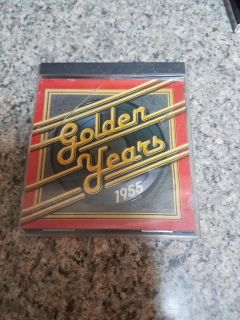 1955 GOLDEN YEARS HITS, EXCELLENT CONDITION, SMOKE FREE HOUSE