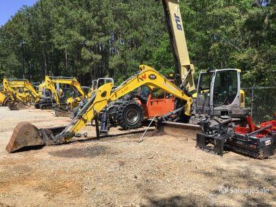 2017 (unverified) Wacker Neuson ET90 Track Excavator