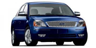 2006 Ford Five Hundred Limited (Green)