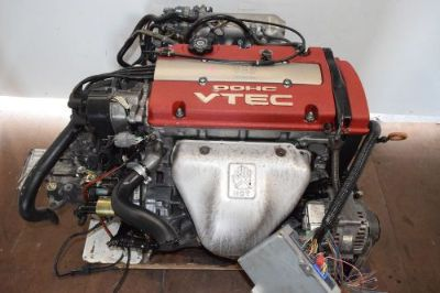 Sell JDM 1997-01 Honda Accord Prelude H22A Euro-R DOHC VTEC 2.2L Engine LSD 5sd Trans motorcycle in Franklin Park, Illinois, United States, for US $2,495.00