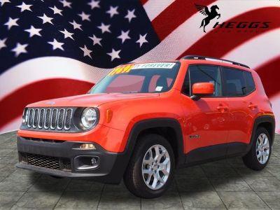2015 Jeep Renegade Latitude (Orange)