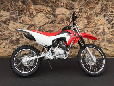 2018 Honda CRF125F (Big Wheel) Competition/Off Road Motorcycles Aurora, IL