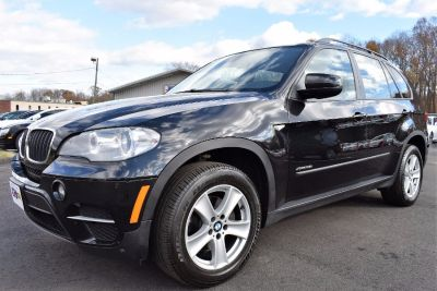 2012 BMW X5 xDrive35i (Jet Black)