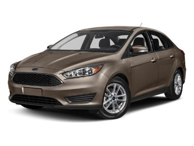 2018 Ford Focus SEL (Lightning Blue Metallic)