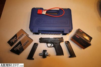 For Sale: Smith & Wesson 9mm MP9 Never Fired