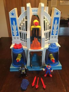 Imaginext Hall of Justice.