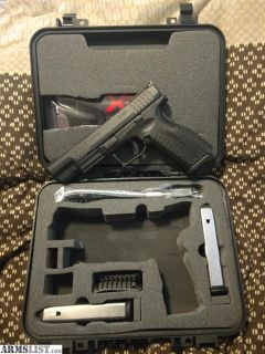 For Sale/Trade: Springfield XD-M 5.25