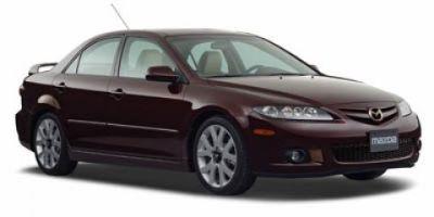 2006 Mazda Mazda6 s (Tungsten Gray)