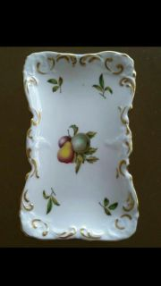 Spode - Bone China with Gold Accents - England - Blenheim Design