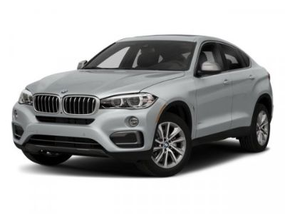 2018 BMW X6 xDrive50i (Space Gray Metallic)