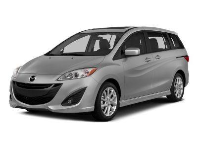 2015 Mazda Mazda5 Sport (Crystal White Pearl)