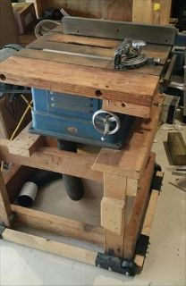 Pre-WW2 Table Saw - Model 101.02141 - Excellent