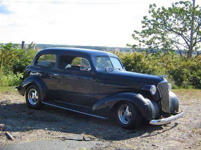 1937 Chevrolet Tudor Sedan