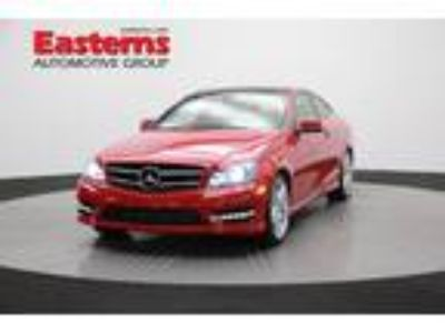 Used 2015 Mercedes-Benz C-Class Mars Red, 40.4K miles