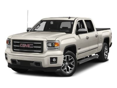 2015 GMC Sierra 1500 SLE (Emerald Green Metallic)