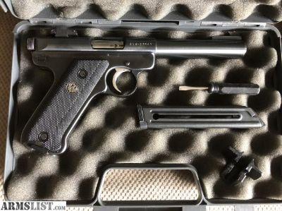 For Sale: Ruger MK II Target