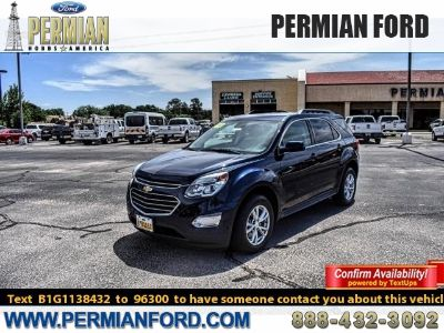 2016 Chevrolet Equinox LT (Blue Velvet Metallic)