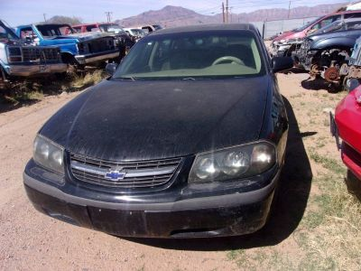 2003 Chevrolet Impala Auto Transmission (PARTING OUT)