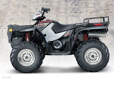 2005 Polaris Sportsman 800 Twin EFI Utility ATVs Eagle Bend, MN